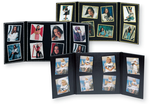 Spirit 4x5 Photo Gallery Folio