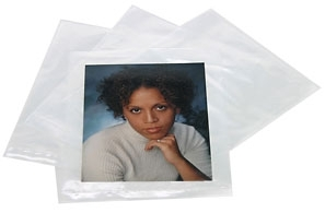 Photographic Poly Bags
